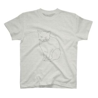 近所のノラさん T-shirts