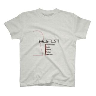 古墳cool ver.2 T-shirts