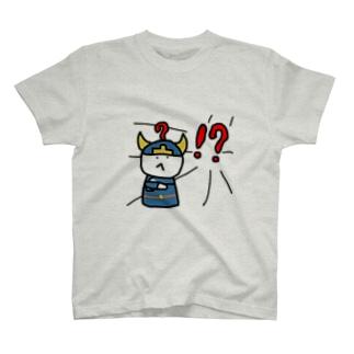 手書きネコブレイバー:ワカラン T-shirts