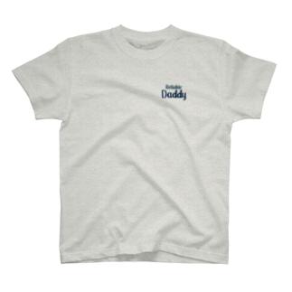 Family♥︎頼もしいパパ T-Shirt