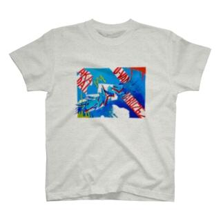 DVANGRAFFITI T-shirts