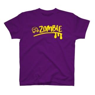 ゾンビ*yellow Tシャツ