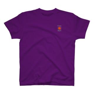きらきらのたいようさん Tシャツ
