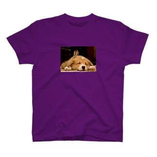 眠たい Tシャツ