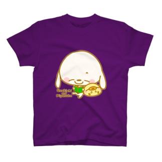 うさきちとぴよすけ その4 Tシャツ
