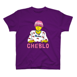 CHEBLOのShulinp BoyTシャツ