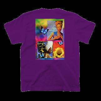 ughのERIKAH BADU T-shirtsの裏面