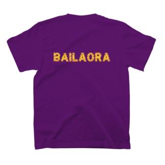ROSA BAILAORA AMARILLA T-shirts
