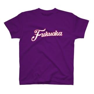 福岡シティTシャツ(チアーズ) T-shirts