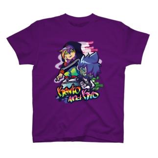 ケント&キョウ T-shirts