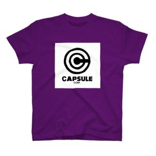 capsule Tシャツ