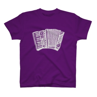 アコーディオン T-shirts