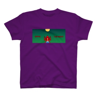 oppai Taji_Mahalグッズ T-shirts