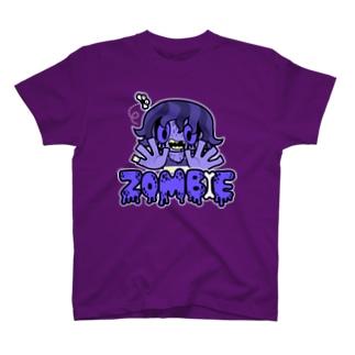 ゾンビくん T-shirts