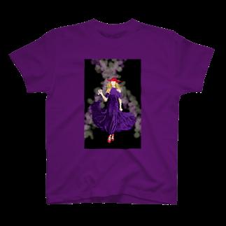 814のMAYUMI T-shirts