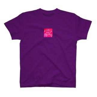 Biala Roza Szlachetny T-shirts