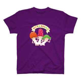 MUSHROOMS! T-shirts