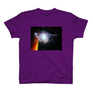自己満足 T-shirts