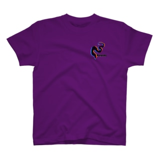 アカメのヘビー T-shirts