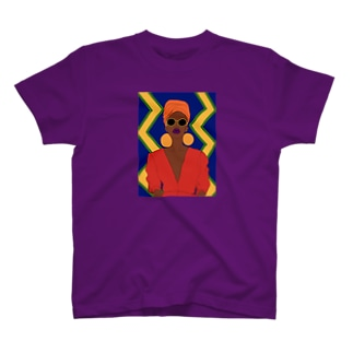 African T-shirts