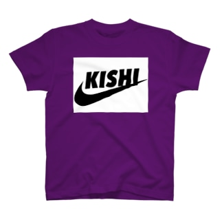 KISHI T-shirts