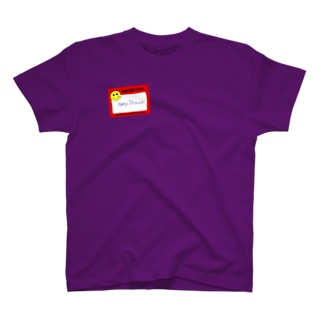 "VISITOR PASS ""Nancy Driscoll"" T-shirts"