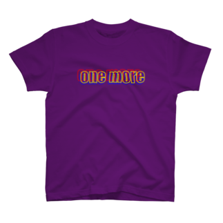 ChRiSUMARTのONE MORE T-shirts