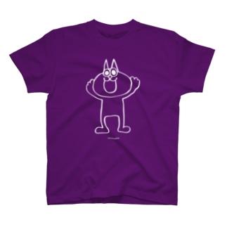 ネコのヤフーくん T-shirts