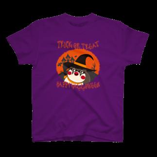 aliveONLINE SUZURI店のだいきちハロウィン T-shirts