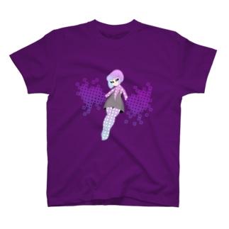 Tat Girl A T-shirts
