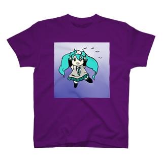 おぱんつミク。 T-shirts