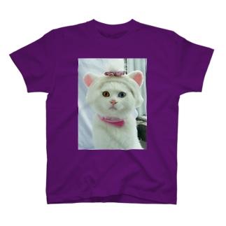 にゃんこ。 T-shirts