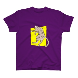 なごのぐっすり猫 T-shirts