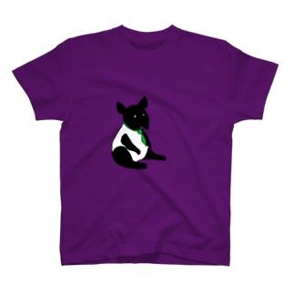 社蓄ばく T-shirts