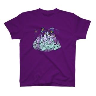 カエルサン T-shirts