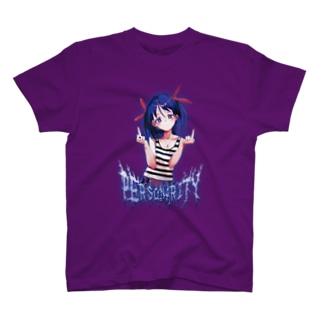 ダブル中指立て T-shirts
