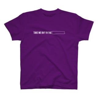 連れてってTシャツ T-shirts