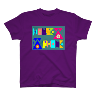 m9088のHOUSEPHONE T-shirts