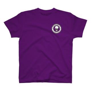 NiSchの「10+」Beer Ghost くん T-shirts