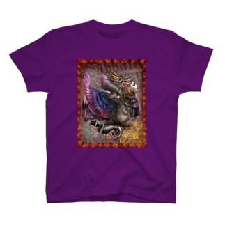 Harpuia T-shirts