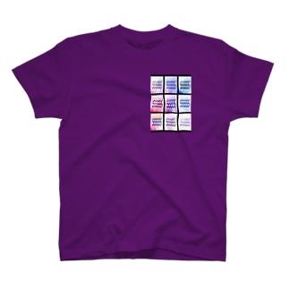 フィルター T-shirts