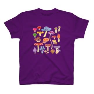 きのこーず T-shirts