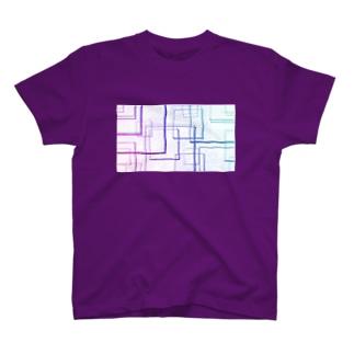 四角い T-shirts