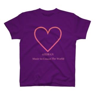 音番Tシャツ T-shirts