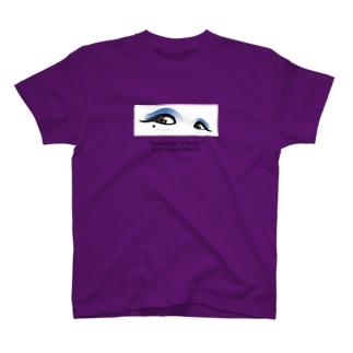 知識は水だ T-shirts