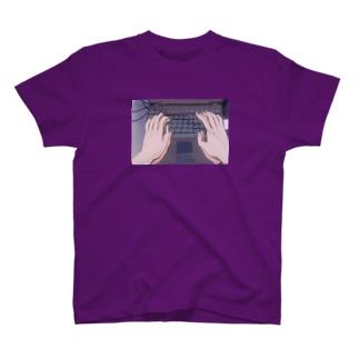 重ねていたい T-shirts