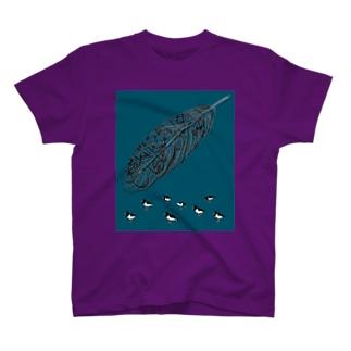 ミヤコドリ 【アラビア語】 T-Shirt
