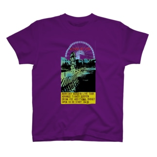 roteping tour T-shirts