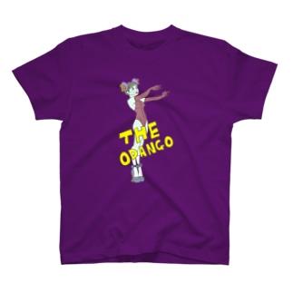 THE ODANGO T-shirts