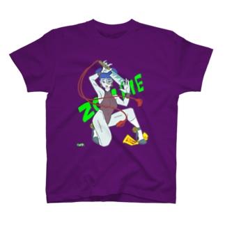 ZOMBIEギャル T-shirts